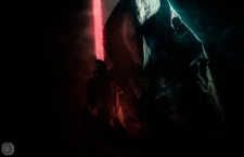 ...and soon your journey to the dark side will be complete...