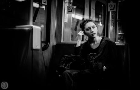 ...subway...