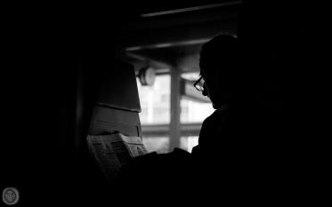 ....last light for the reader....