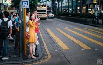 ...zebra crossing girl...