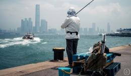 ...fisherman...