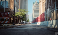 .…the last of us… part VI, Milwaukee downtown…
