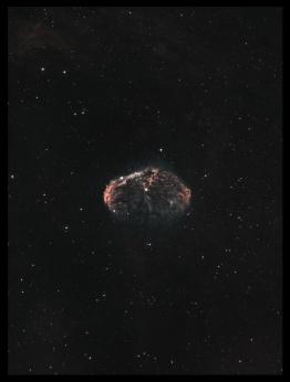 the crescend nebula, NGC6888...
