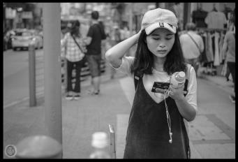 "...""Selfie""-lady..."