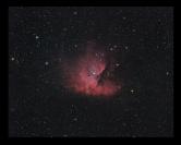NGC281, pacman-nebula....