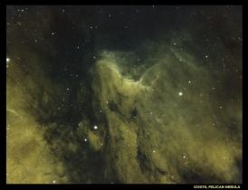 Pelican Nebula...