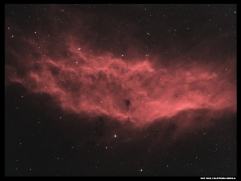NGC1499, california nebula...