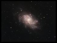 N33....triangulum galaxy...