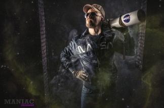 NASA maniac...