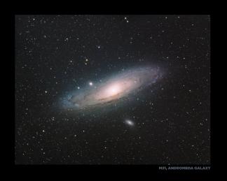 Andromeda Galaxie...