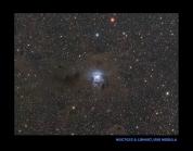 ...the iris nebula...