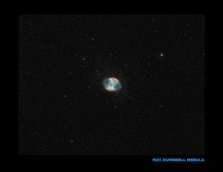 M27, Dumbbell Nebula
