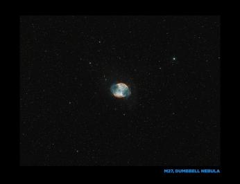 M27, Dumbbell Nebula
