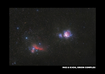 the Orion complex...